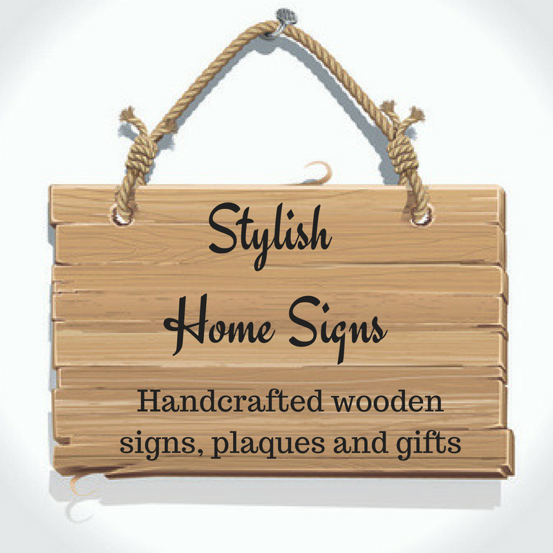 Stylist Home Signs