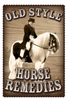 Old Style Horse Remedies